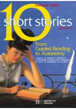 10 short stories Volume 2 - Anglais - Livre de l'élève - Edition 2003