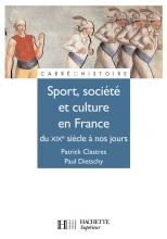 Sport, Société et culture en France - Du XIXe à nos jours