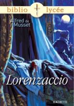 Bibliolycée - Lorenzaccio, Alfred de Musset