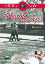 Bibliolycée - Le Diable au corps, Raymond Radiguet