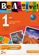 Be active! 1re Bac Pro - Manuel numérique - Licence enseignant - Ed.2010