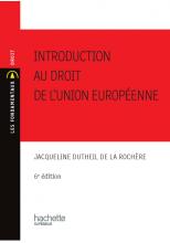 Introduction au droit de l'union européenne 2010/2011