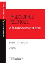 Philosophie politique - Éthique, science et droit - N°35 - 4e édition