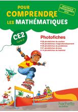Pour comprendre les mathématiques CE2 - Photofiches - Ed. 2017