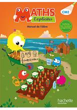 Maths Explicites CM2 - Manuel numérique simple élève - Ed. 2016