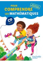Pour comprendre les mathématiques CP - Fichier numérique simple élève - Ed. 2016