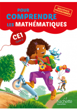 Pour comprendre les mathématiques CE1 - Fichier élève - Ed. 2016