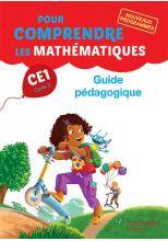 Pour comprendre les mathématiques CE1 - Guide pédagogique - Ed. 2016