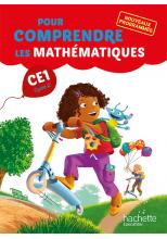 Pour comprendre les mathématiques CE1 - Fichier numérique simple enseignant - Ed. 2016