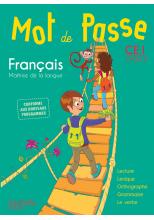 Mot de Passe Français CE1 - Manuel numérique simple enseignant - Ed. 2016