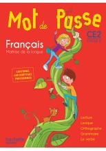 Mot de Passe Français CE2 - Manuel numérique simple enseignant - Ed. 2016
