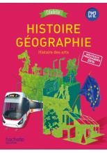 Histoire-Géographie CM2 - Collection Citadelle - Manuel numérique enrichi enseignant - Ed. 2017