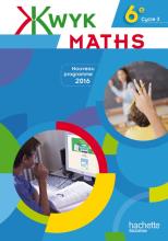 Manuel numérique Kwyk 6e - Licence enseignant - Edition 2016