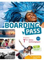 Boarding Pass Terminale séries technologiques - Livre du professeur version numérique - Ed. 2016