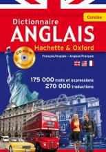 Dictionnaire Anglais Hachette Oxford Concise