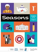 Seasons 1ère - Livre Élève - Ed. 2019