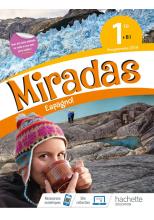 Miradas 1ère - Livre Élève - Ed. 2019