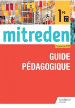 Mitreden 1ère - Livre du professeur - Ed. 2019