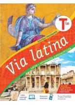Via Latina Tle - Livre-cahier élève - Ed. 2021
