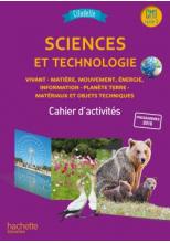 Citadelle Sciences CM - Cahier numérique CM1 version enseignant - Ed. 2018