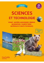 Citadelle Sciences CM - Manuel numérique simple élève - Ed. 2018