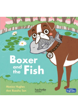Anglais CM - English Cupcake - Album 1 Boxer and the fish numérique - Ed. 2016