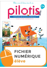 Lecture CP - Collection Pilotis - Fichier de lecture num élève - Edition 2019