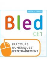 Bled CE1 - Parcours numériques - Ed. 2019