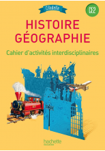 Histoire-Géographie CE2 - Collection Citadelle - Cahier d'exercices - Edition 2015