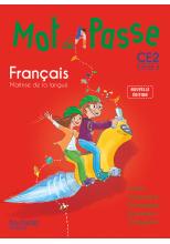 Mot de Passe Français CE2 - ePub simple homothétique version enseignant - Ed. 2015