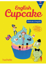Anglais CM1 - Collection English Cupcake - ePub simple homothétique version élève - Ed. 2016