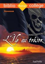 Bibliocollège - L'île au trésor, Stevenson