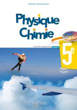 Physique-Chimie cycle 4 / 5e - Livre élève - éd. 2017