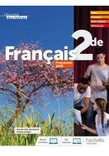 L'écume des lettres 2nde - Livre élève - éd. 2019
