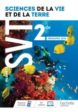Planète SVT 2nde - Livre Élève - Ed. 2019