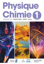 Physique/Chimie 1ère - Livre élève - Ed. 2019