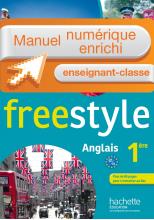 Manuel numérique Freestyle anglais Première - Licence enseignant - Edition 2015