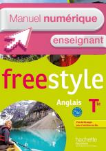Manuel numérique Freestyle anglais Terminale - Licence enseignant - éd. 2016