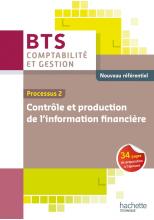 P2 Production de l'information financière BTS CG Ed 2015
