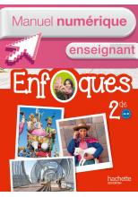 Espagnol 2de - Manuel numérique enseignant simple - Ed. 2015