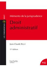 Mémento de la jurisprudence Droit administratif