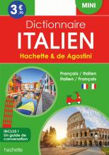 Mini Dictionnaire Hachette De Agostini - Bilingue Italien