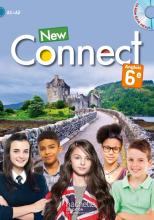 New Connect 6e - anglais - Livre de l'élève + DVD élève inclus - Edition 2015
