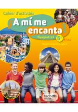 A Mi Me Encanta Espagnol Cycle 4 5e Lv2 Livre De L Eleve