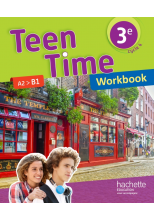 Teen Time anglais cycle 4 / 3e - Workbook - éd. 2017