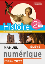 Histoire 2nde Livre Eleve Ed 2019 30 Grand Format