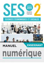 Manuel numérique SES 2nde - Licence enseignant - Ed. 2019