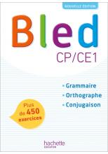 Bled CP/CE1 - Manuel de l'élève - Edition 2018