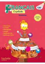 Français Explicite CM2 - Photofiches - Ed. 2018