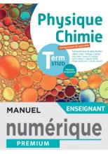 Physique-Chimie Terminale STI2D - Manuel numérique enseignant - Éd. 2020